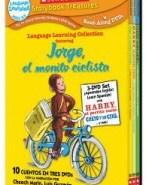 Jorge, El Monito Ciclista DVD
