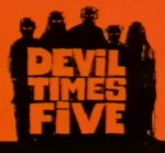 32 Days of Halloween V, Movie Night No. 27: Devil Times Five