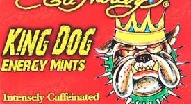 Ed Hardy King Dog Energy Mints