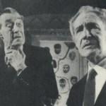 John Carradine and Vincent Price