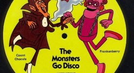 Monsters Go Disco