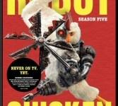 Robot Chicken Season 5 DVD