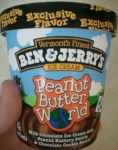 Peanut Butter World Ice Cream by Ben & Jerry's - Review
