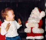 Scared of Santa: Childhood Trauma at its Finest
