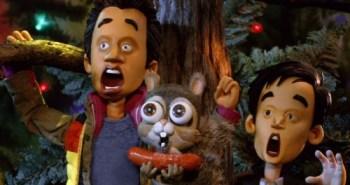 Very Harold and Kumar 3D Christmas claymation