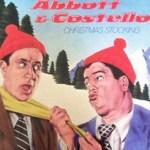 Abbott and Costello: Christmas Stocking