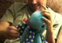 Toy octopus and Ode to Joy
