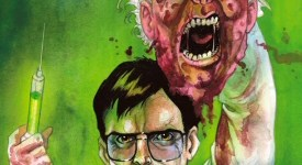 Re-Animator Hack Slash crossover