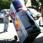 Red Bull vending machine
