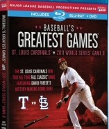Baseballs Greatest Games: St. Louis Cardinals: 2011 World Series Game 6 Blu-Ray