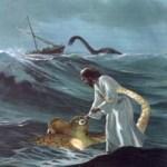 Jesus Saves the Sea Creatures