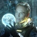 Michael Fassbender as David in Prometheus 3D