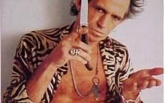 Keith Richards and blade