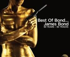 Best of Bond CD