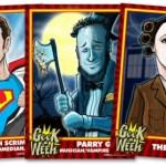 Geek a Week Season 4 cards