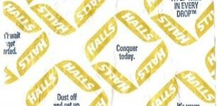 Halls Wrapper