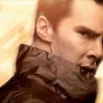Benedict Cumberbatch from Star Trek: Into Darkness