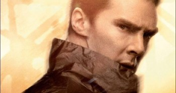 Benedict Cumberbatch from Star Trek: Into Darkness