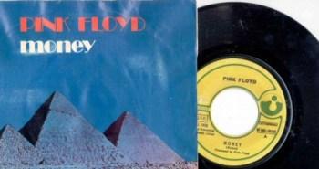 Pink Floyd Money Single