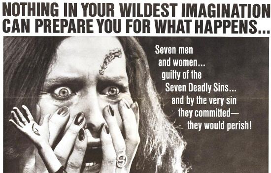 32 Days of Halloween VII, Day 17: The Devil Walks at Midnight!