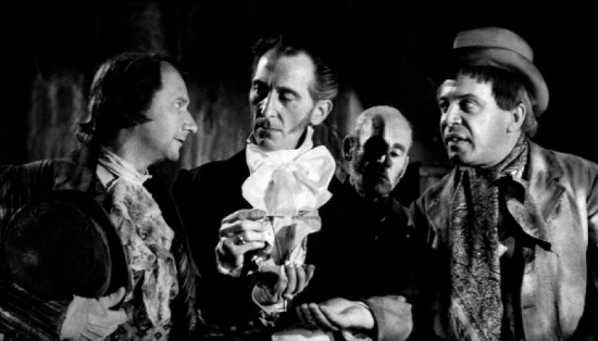 32 Days of Halloween VII, Day 22: The Flesh and the Fiends!