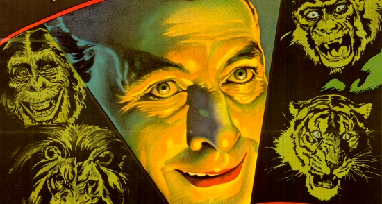 32 Days of Halloween VII, Day 11: Murders in the Zoo!