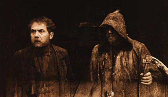 32 Days of Halloween VII, Day 16: The Phantom Carriage!