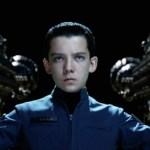 Asa Butterfield as Ender Wiggin in Enders Game