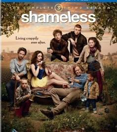 Shameless Season 3 Blu-Ray