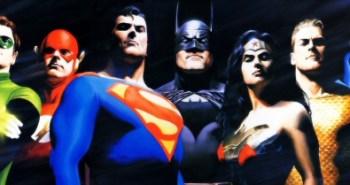 Alex Ross Justice League