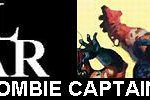 Civil War Banner: Im With Zombie Captain America