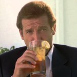 Roger Moore from Cannonball Run