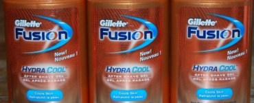 Gillette Fusion: Hydra Cool
