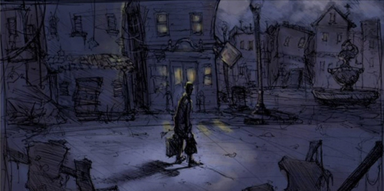 32 Days of Halloween Part VIII, Day 2: Shadow Over Innsmouth!