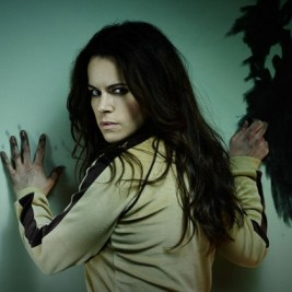 Emily Hampshire as Jennifer Goines in 12 Monkeys