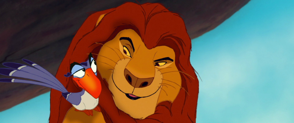 The Lion King: An Alternate Reality
