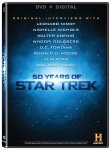 Headsup: 50 Years of Star Trek on DVD