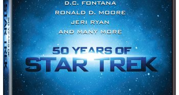 50 Years of Star Trek on DVD