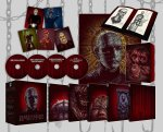 Headsup: Hellraiser: The Scarlet Box Limited Edition Trilogy Blu-ray Set