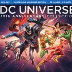 DC Universe 10th Anniversary Collection Blu-ray