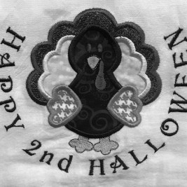 Happy 2nd Halloween