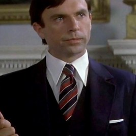 Sam Neill from The Omen 3