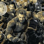 Avengers: Infinity War poster by Mondo