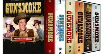Gunsmoke complete series