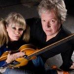 Chris Frantz and Tina Weymouth