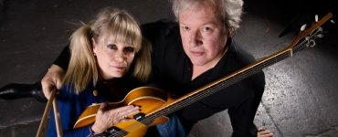 Chris Frantz and Tina Weymouth