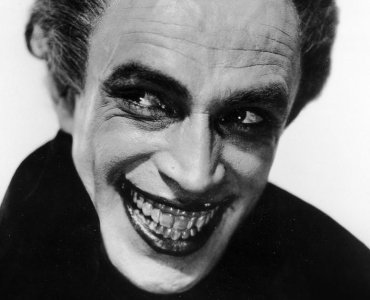 Conrad Veidt from The Man Who Laughs