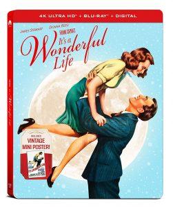 Its a Wonderful Life 4K Steelbook