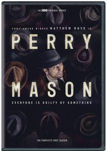 Perry Mason First Season DVD