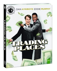 Trading Places blu-ray